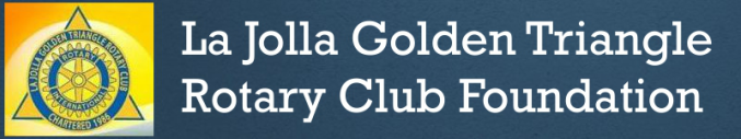 La Jolla Golden Triangle Rotary Club Foundation